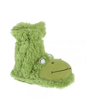 Frog sloffen groen