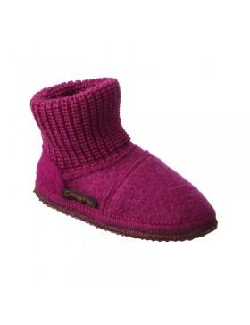 Kundl roze dames pantoffel