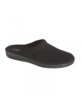 Fashmo zwarte heren pantoffels