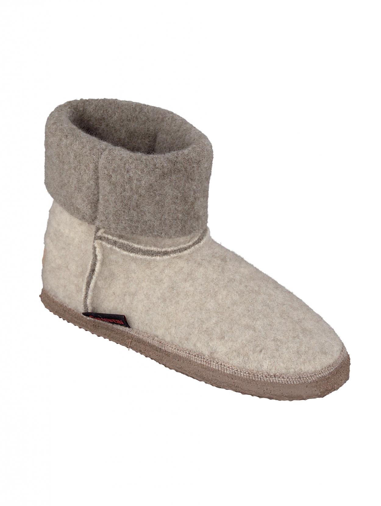 Chaussures Maison Chaude Chaussettes Pantoufle En Laine À Carreaux - Blanc, Taille 38
