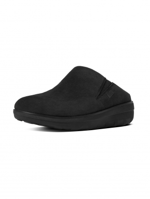 Loaff™ Suede Clogs