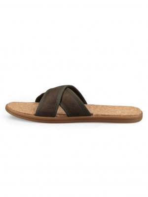 Seaside Slide Slippers